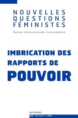 Nouvelles questions feministes Imbrication des rapports de pouvoir