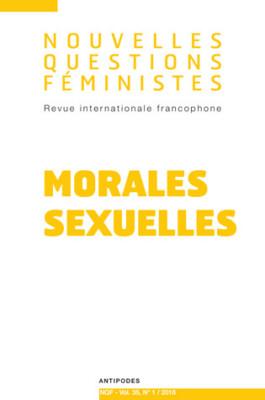 Nouvelles questions feministes Morales sexuelles