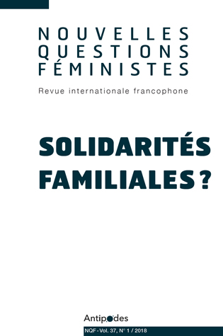 Nouvelles questions feministes homepage