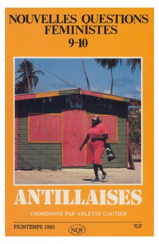 Nouvelles questions feministes Antillaises